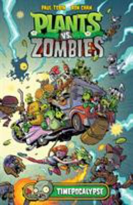 Cover image for Plants vs. zombies. Timepocalypse
