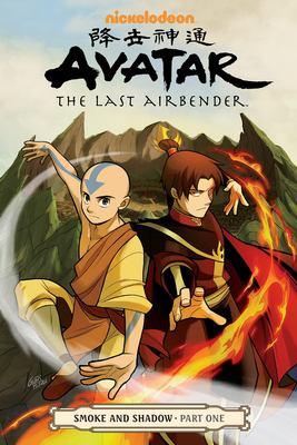 Cover image for Avatar : the last airbender = Jiang shi sheng tong. Smoke and shadow. Part one