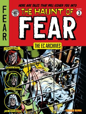 Cover image for The Haunt of Fear Volume 3, issues 13-18