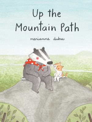 Cover image for Up the mountain path