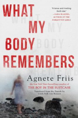 Cover image for What my body remembers