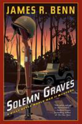 Cover image for Solemn graves
