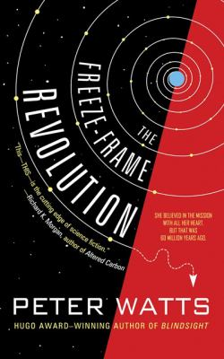 Cover image for The freeze-frame revolution
