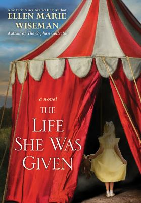 Cover image for The life she was given