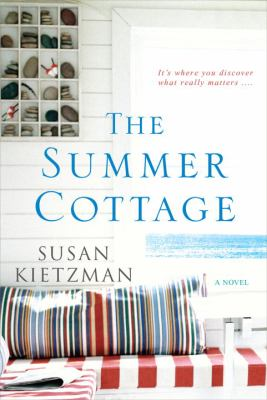 Cover image for The summer cottage : a novel