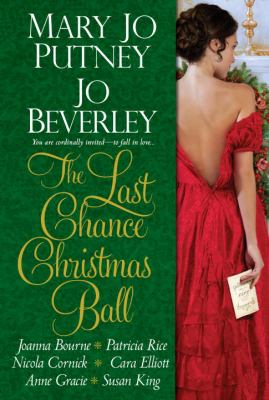 Cover image for The Last chance Christmas ball