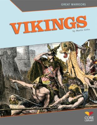 Cover image for Vikings