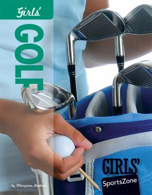 Cover image for Girls' golf
