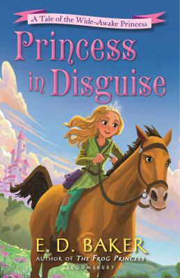 Cover image for Princess in disguise