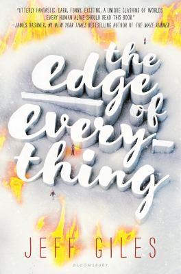 Cover image for The edge of every-thing
