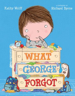 Cover image for What George forgot
