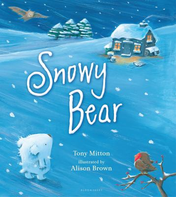 Cover image for Snowy Bear