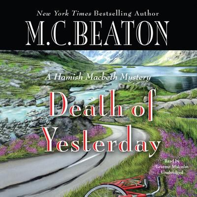 Cover image for Death of yesterday