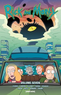 Cover image for Rick and Morty. Volume seven