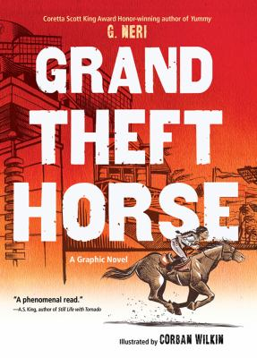 Cover image for Grand theft horse