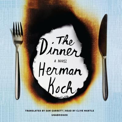 Cover image for The dinner a novel