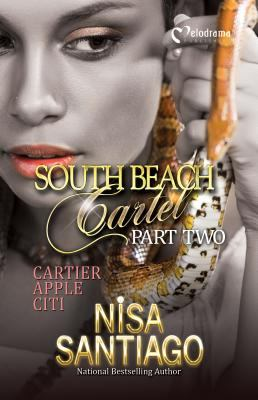 Cover image for South Beach cartel. Part two