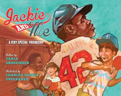 Cover image for Jackie and me : a very special friendship