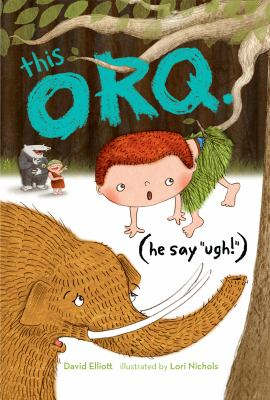 """Cover image for This Orq : (he say """"ugh!"""")"""