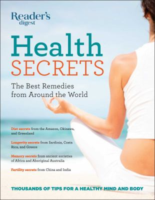 Cover image for Reader's Digest health secrets