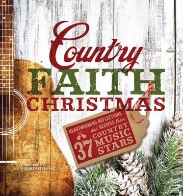 Cover image for Country faith Christmas