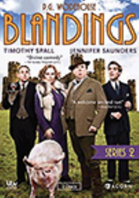 Cover image for Blandings. Series 2