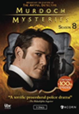 Cover image for Murdoch mysteries. Season 8
