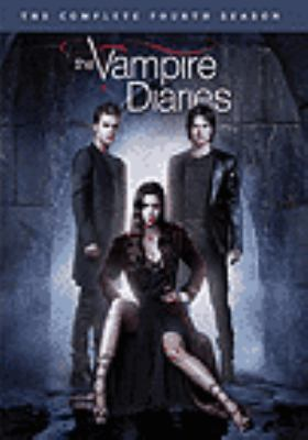 Cover image for The vampire diaries. The complete fourth season