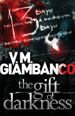 Cover image for The gift of darkness