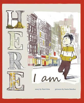 Cover image for Here I am