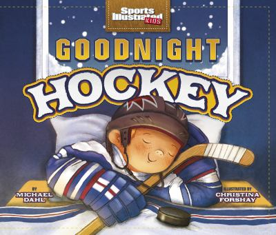 Cover image for Goodnight hockey