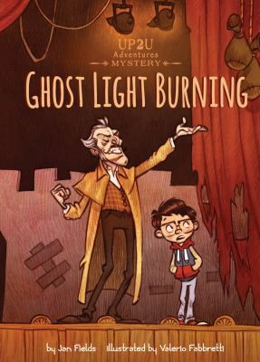Cover image for Ghost light burning