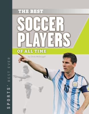 Cover image for The best soccer players of all time