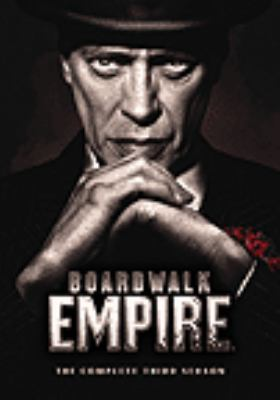 Cover image for Boardwalk empire. The complete third season