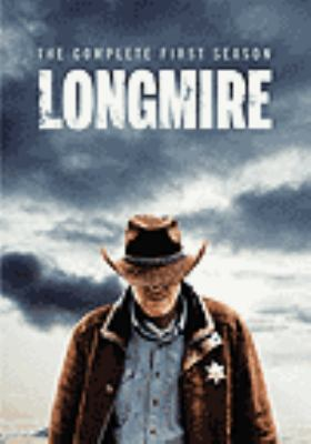 Cover image for Longmire. The complete first season