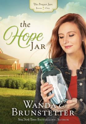 Cover image for The hope jar