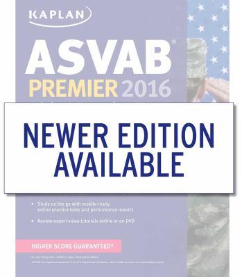 Cover image for ASVAB premier 2016.