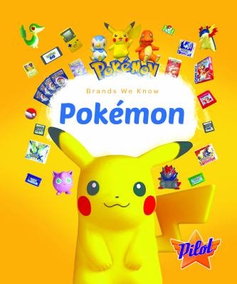 Cover image for Pokémon