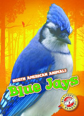 Cover image for Blue jays