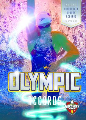 Cover image for Olympic records
