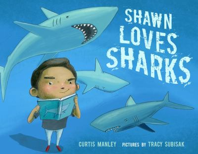 Cover image for Shawn loves sharks