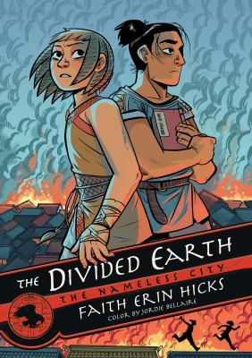 Cover image for The divided earth