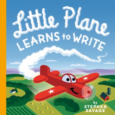 Cover image for Little Plane learns to write