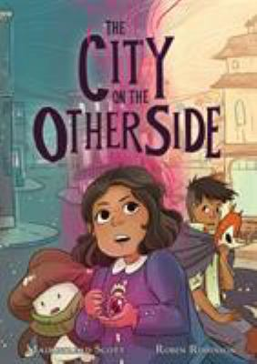 Cover image for The city on the other side