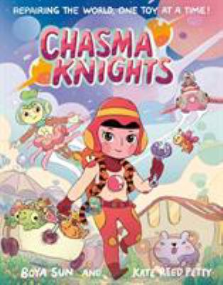 Cover image for Chasma Knights