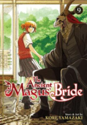 Cover image for The ancient magus' bride. 9