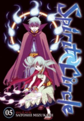 Cover image for Spirit circle. 05