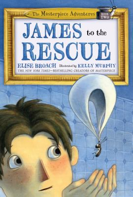 Cover image for James to the rescue