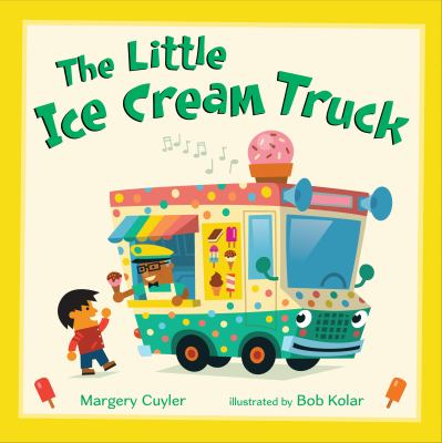 Cover image for The little ice cream truck