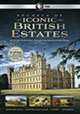 Cover image for Secrets of iconic British estates